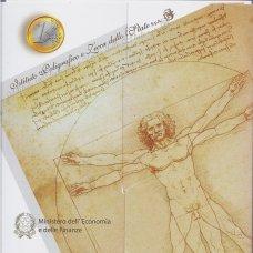 ITALIJA 2006 m. OFICIALUS BANKINIS EURO MONETŲ RINKINYS