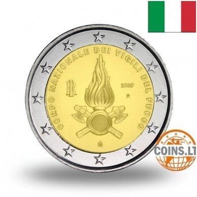 ITALIJA 2 EURAI 2020 UGNIAGESIAI