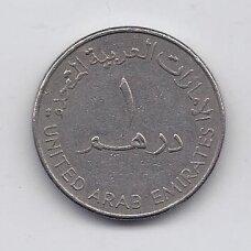 JAE 1 DIRHAM 1998 KM # 6.2 XF