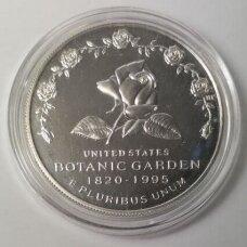 JAV 1 DOLLAR 1997 KM # 278 PROOF Botanikos sodas