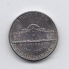 JAV 5 CENTS 2003 D KM # 192 UNC