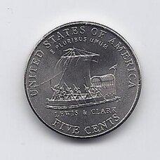 JAV 5 CENTS 2004 P KM # 361 UNC