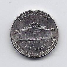 JAV 5 CENTS 2003 P KM # 192 UNC