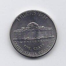 JAV 5 CENTS 2006 D KM # 381 UNC
