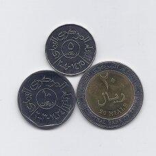 JEMENAS 2003 - 2004 m. 3 monetų rinkinukas