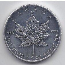 KANADA 5 DOLLARS 2009 KM # 625 UNC