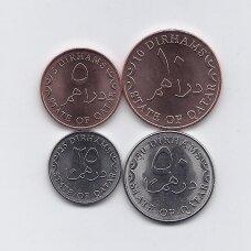 KATARAS 2012 m. 4 monetų rinkinys