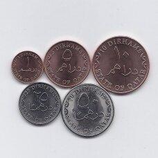 KATARAS 2012 m. 5 monetų rinkinys