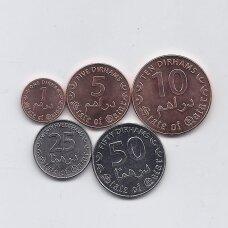 KATARAS 2016 m. 5 monetų rinkinys