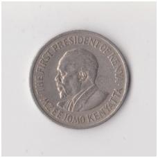 KENIJA 50 CENTS 1978 KM # 13 VF