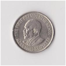 KENIJA 50 CENTS 1978 KM # 13 XF