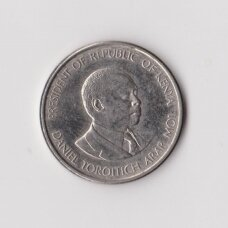 KENIJA 50 CENTS 1994 KM # 19a XF