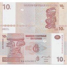 KONGAS 10 FRANCS 2003 P # 93 UNC