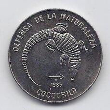 KUBA 1 PESO 1985 KM # 181 UNC