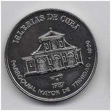 1 PESO 1987 KM # 152 UNC