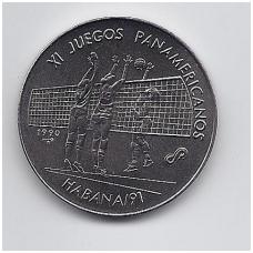 1 PESO 1990 KM # 311 UNC