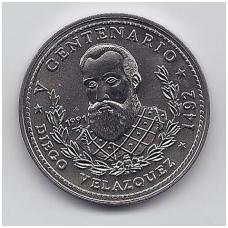 KUBA 1 PESO 1991 KM # 367 UNC