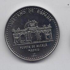 KUBA 1 PESO 1991 KM # 388 UNC