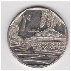 KUBA 1 PESO 1998 KM # 579.2 VF