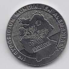 KUBA 1 PESO 1998 KM # new UNC