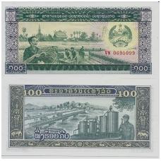 LAOSAS 100 KIP 1979 P # 30 UNC