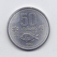 LAOSAS 50 ATT 1980 KM # 24 AU