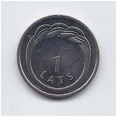 LATVIJA 1 LATAS 2009 NAMEISIO ŽIEDAS