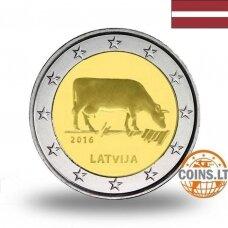LATVIA 2 EURO 2016 COW