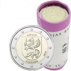 LATVIJA 2 EURAI 2016 VIDŽEMĖ RITINĖLIS (25 vnt.)