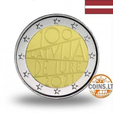 LATVIJA 2 EURAI 2021 DE JURE