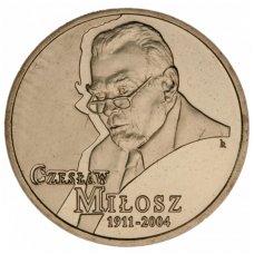 LENKIJA 2 ZLOTAI 2011 Česlovas Milošas  (1911 - 2004)