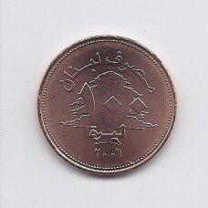LIBANAS 100 LIVRES 2006 KM # 38b UNC