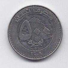 LIBANAS 500 LIVRES 2006 KM # 39 XF