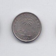 LIBERIJA 1/2 CENT 1941 KM # 10a AU