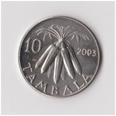 MALAVIS 10 TAMBALA 2003 KM # 27 AU