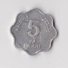 MALDYVAI 5 LAARI 1990 KM # 69 VF