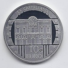 MALTA 10 EURO 2009 KM # 133 CASTELLANIA