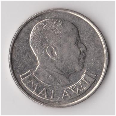 MALAVIS 20 TAMBALA 1989 KM # 11.2a VF 2