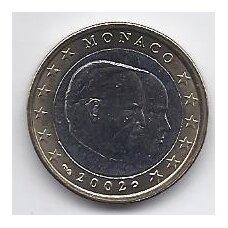 MONAKAS 1 EURAS 2002 KM # 173 UNC