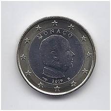 MONAKAS 1 EURAS 2019 KM # 194 UNC