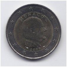 MONAKAS 2 EURO 2009 KM # 195 UNC