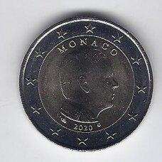 MONAKAS 2 EURO 2020 KM # 195 UNC