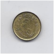 NEPALAS 10 PAISA 1976 KM # 810 AU