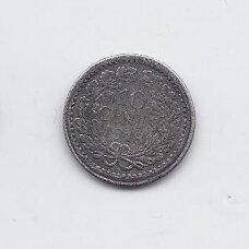 NYDERLANDAI 10 CENTS 1918 KM # 145 F