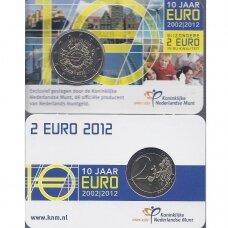 NYDERLANDAI 2 EURAI 2012 10M. EURUI (KORTELĖJE)