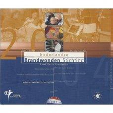 NYDERLANDAI 2004 m. OFICIALUS BANKINIS RINKINYS