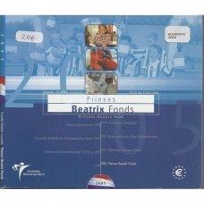 NYDERLANDAI 2005 m. OFICIALUS BANKINIS RINKINYS