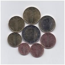 NYDERLANDAI 2016 m. pilnas euro komplektas