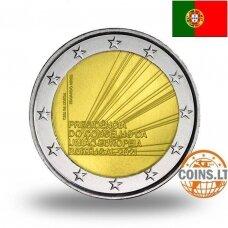 PORTUGALIJA 2 EURAI 2021 PIRMININKAVIMAS ES