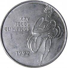 PORTUGALIJA 200 ESCUDOS 1992 KM# 662 AU